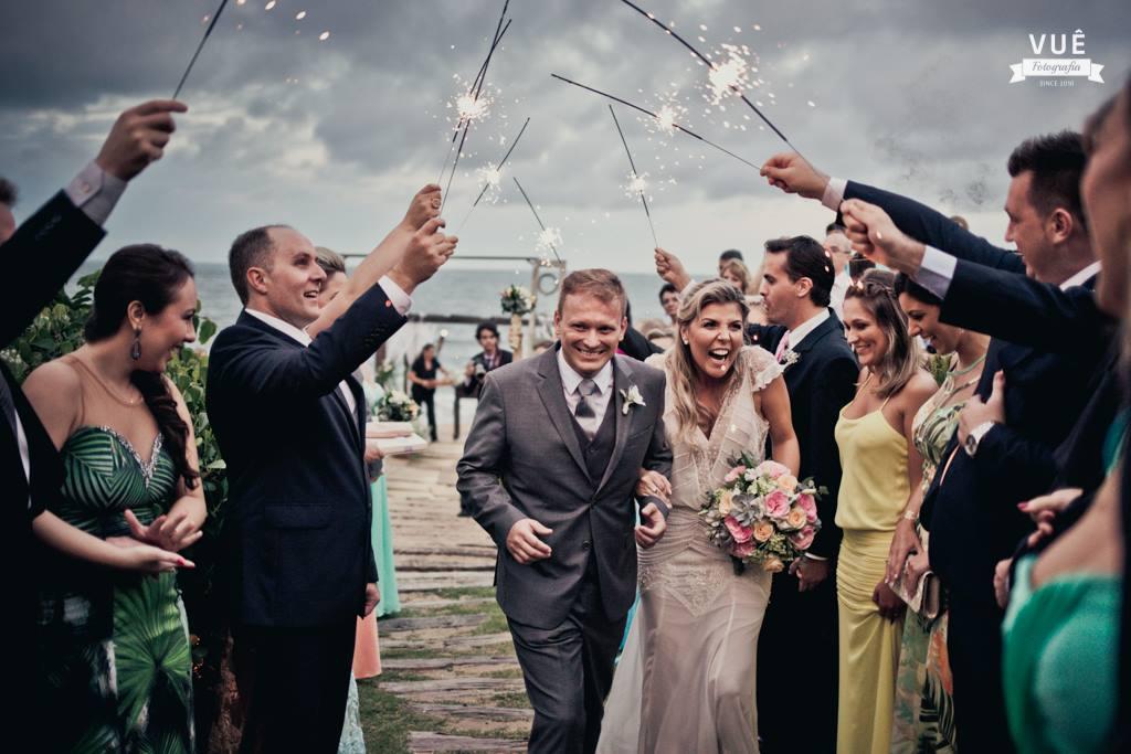 Casamento na Praia – Fabio e Elaine Setti