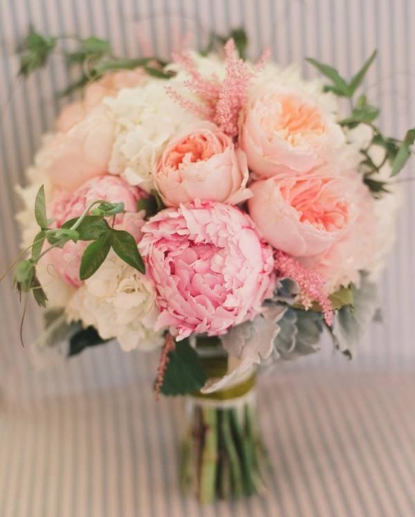 Wedding Bouquet Quotes: Buquê De Peônias