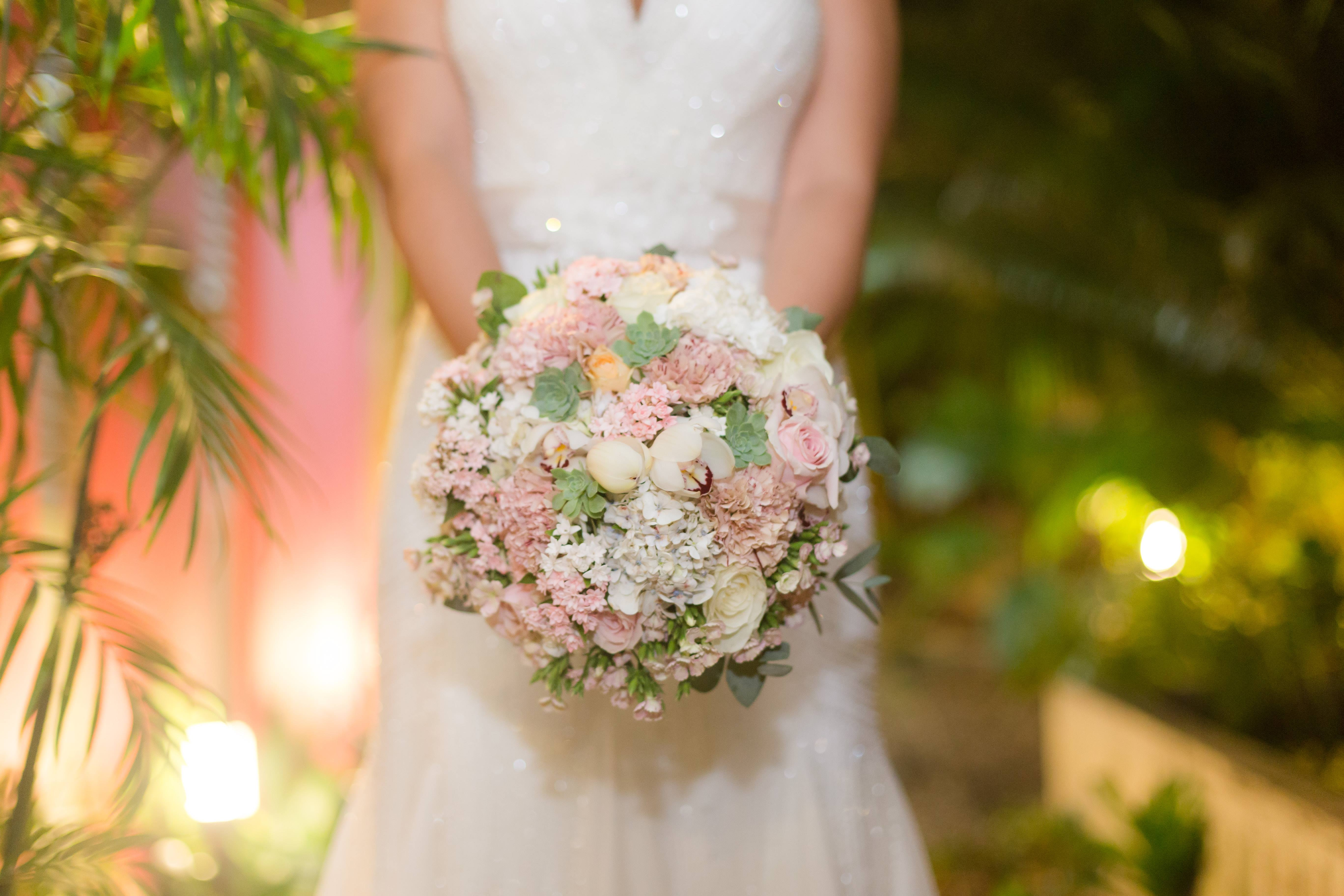 Tipos de buquê de noiva para cada cerimônia