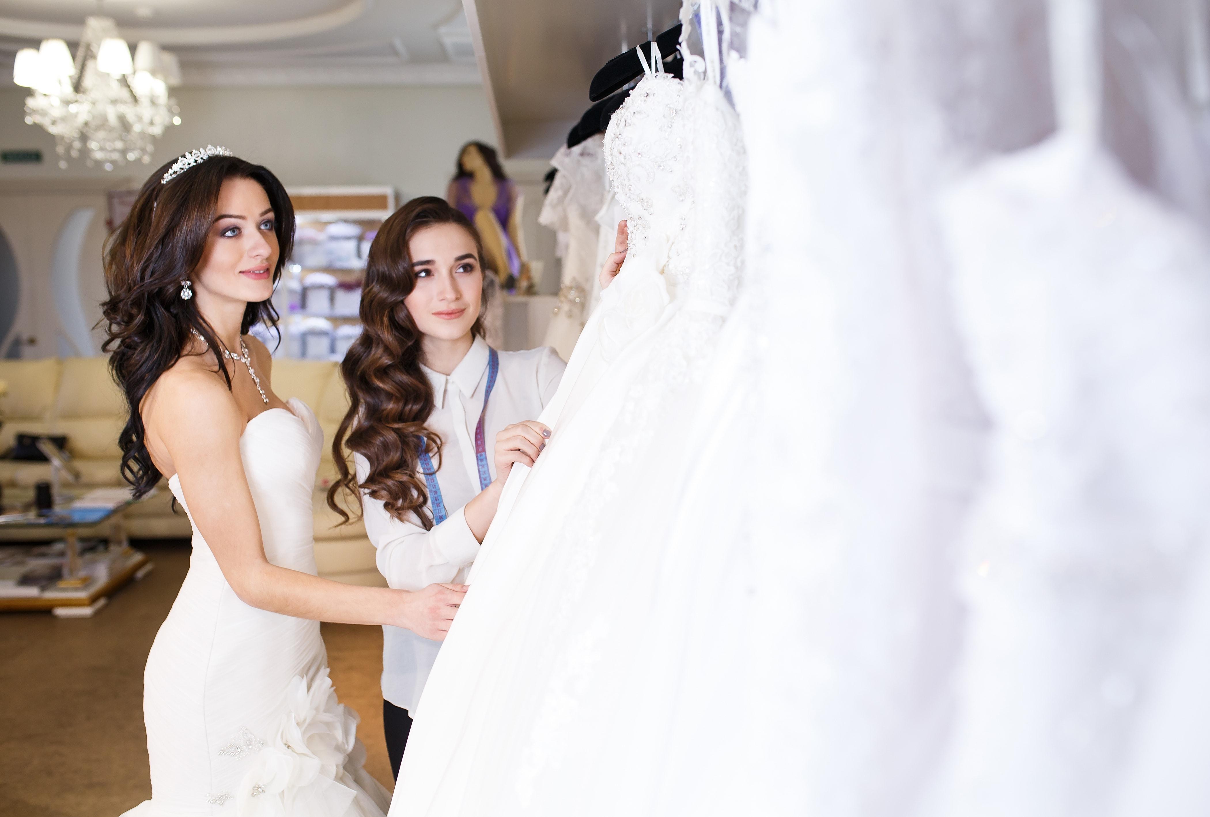 A origem do vestido de noiva branco