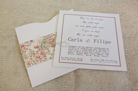 Convite Campo - Oficio Convites