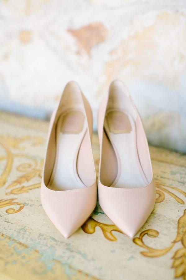 Simples e Elegante: Aldo - Sapatos Nude