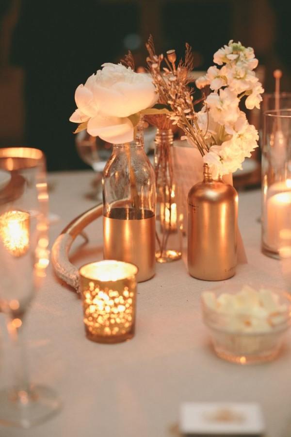 Resultado de imagem para velas na decoração de casamento