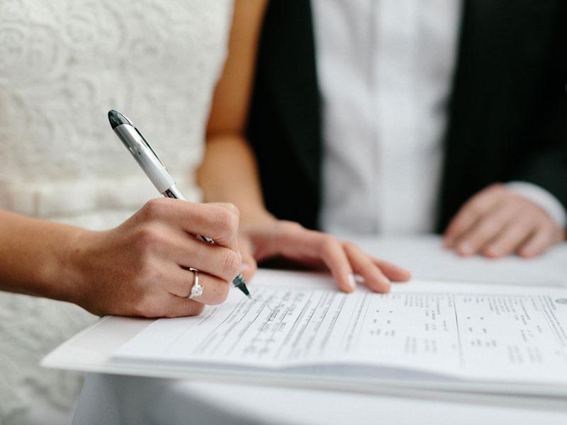 Casamento civil: conheça os tipos de união e a documentação necessária