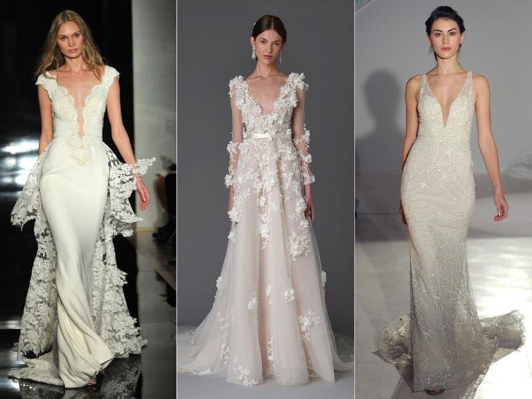 6 Tendências De Vestidos De Noiva Para A Próxima Temporada