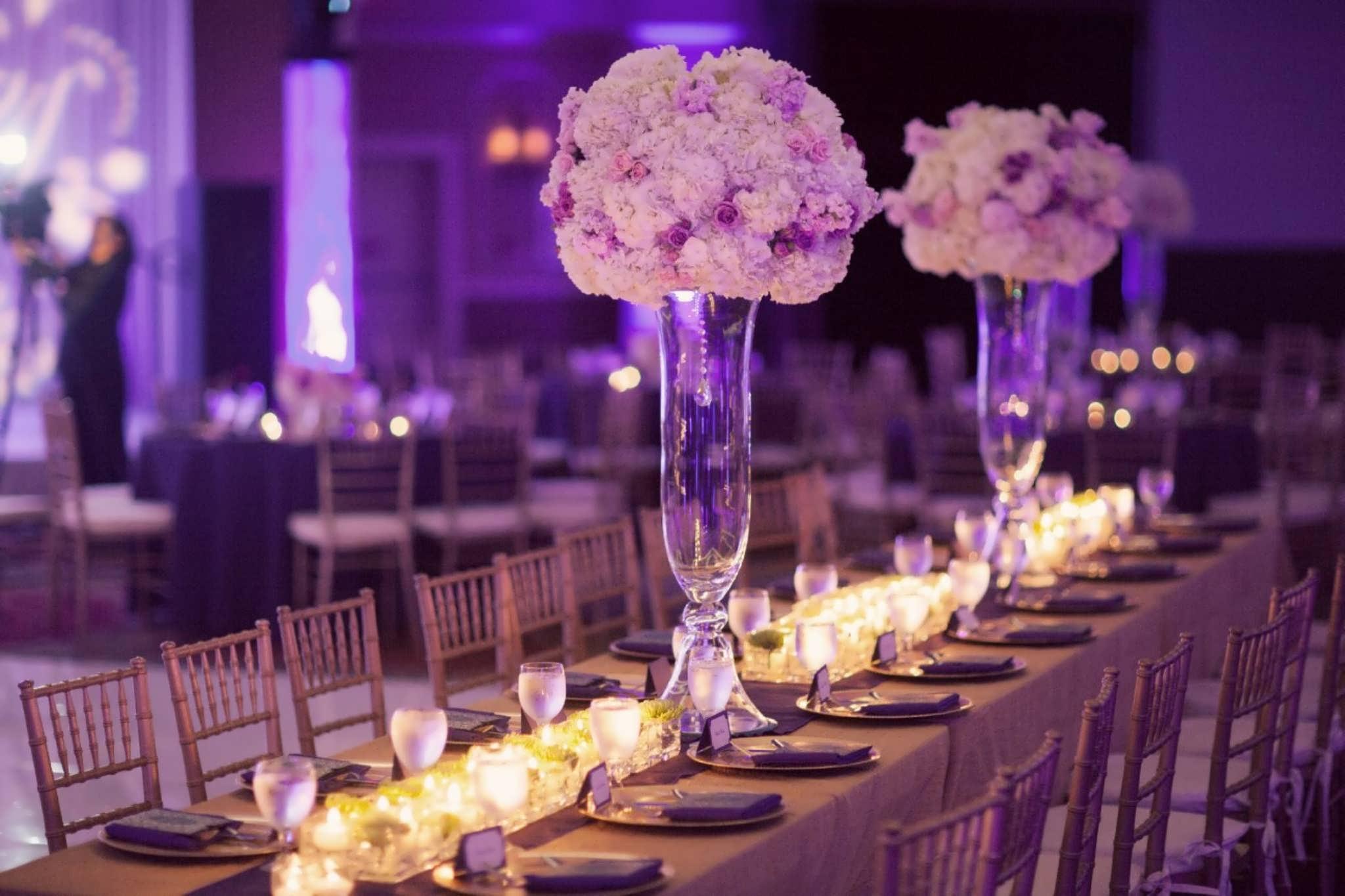 Decoração de Casamento luzes