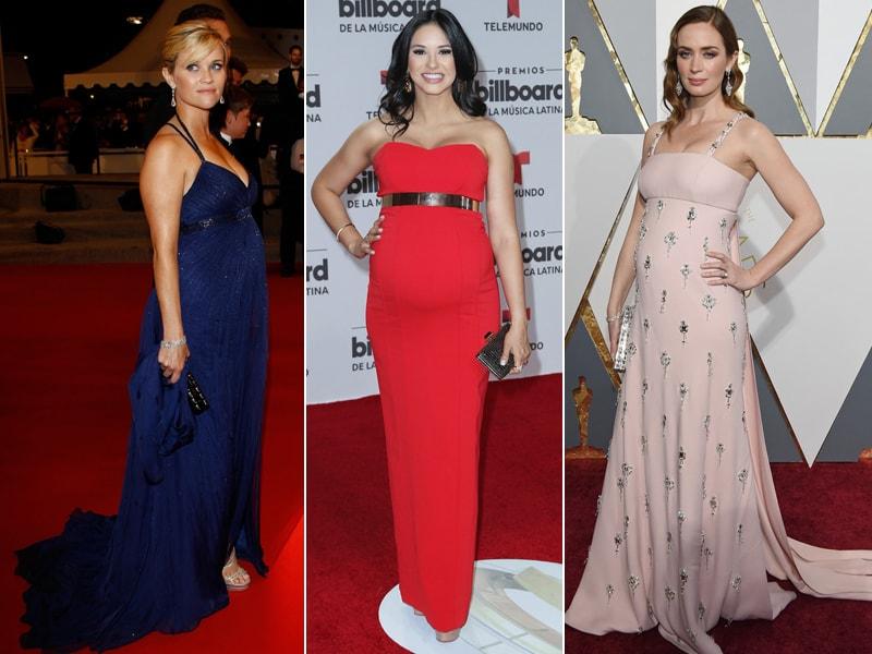Vestido de festa: inspirações para madrinhas grávidas