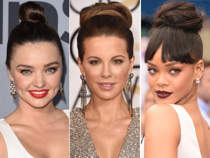 Coque: Inspire-se nos penteados das famosas