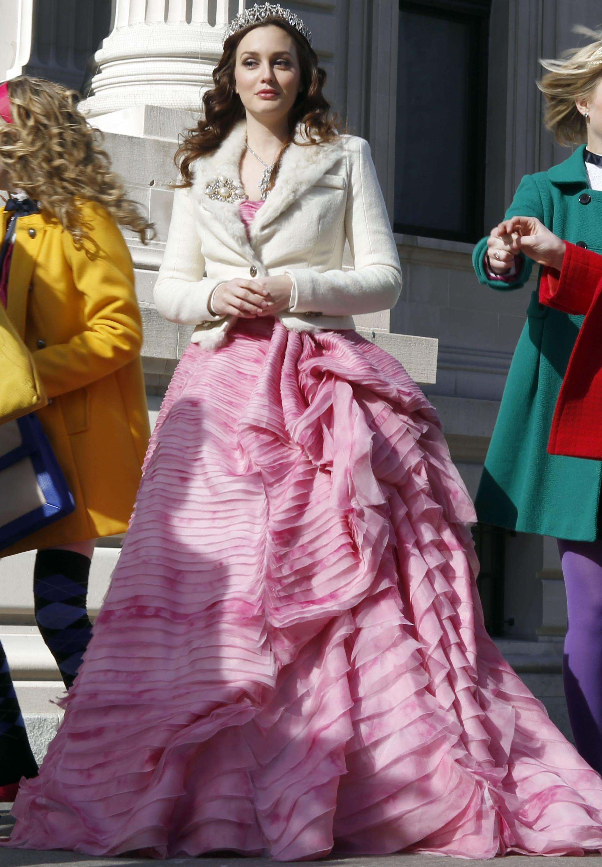 Lujoso Vestidos De Fiesta Gossip Girl Patrón - Colección de Vestidos ...