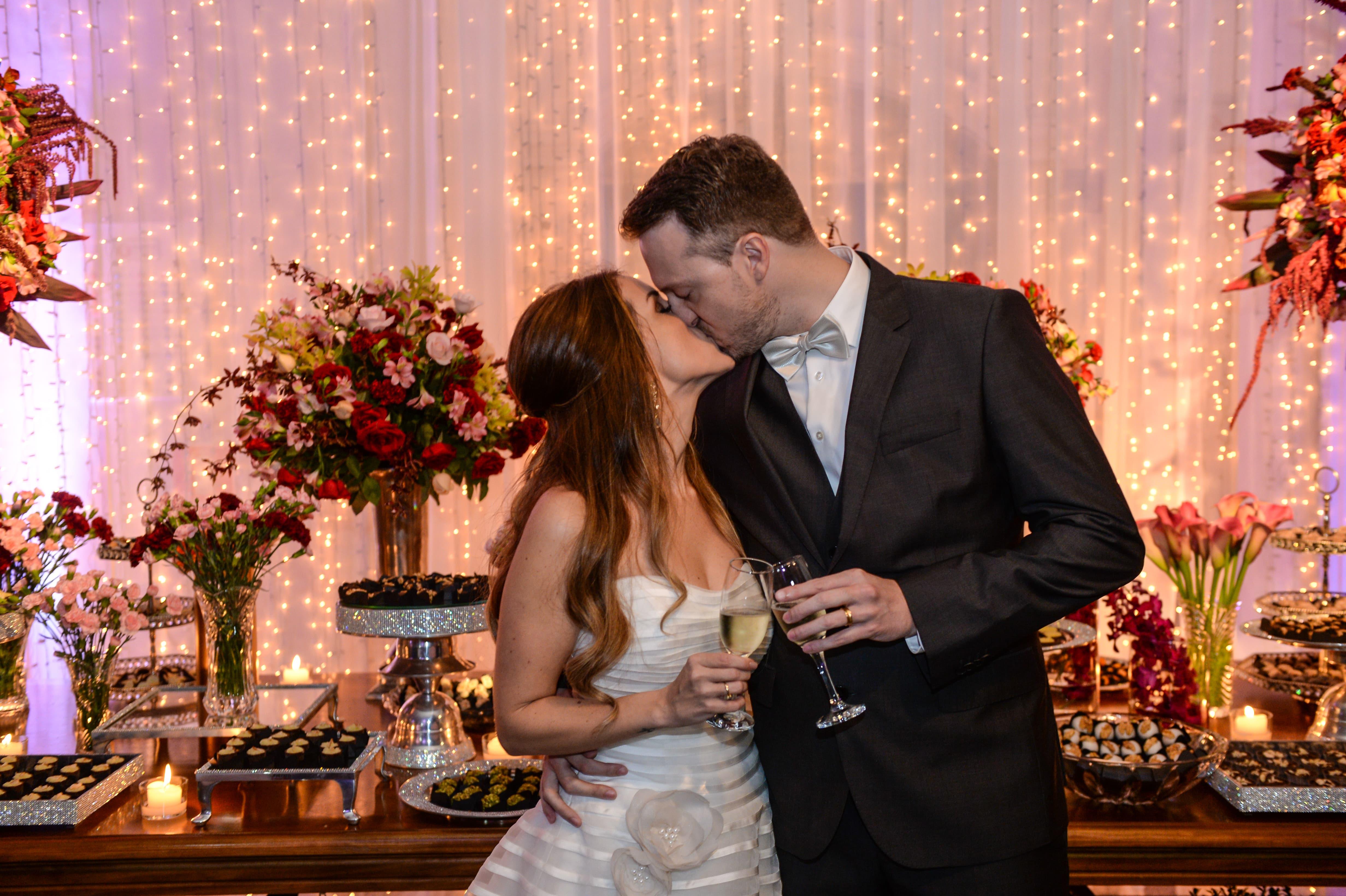Casamento com cerimônia e festa em um só lugar – Thaís e Alexei