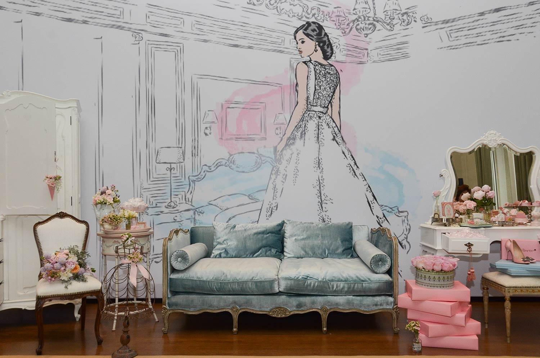 Chá de lingerie da Lala Noleto: confira os detalhes