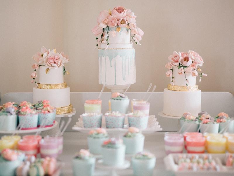 Dripping cake: Bolo pingando é tendência nos casamentos