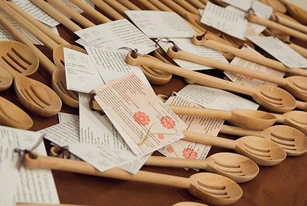 Lembrancinhas de chá de panela para noivas que amam cozinhar