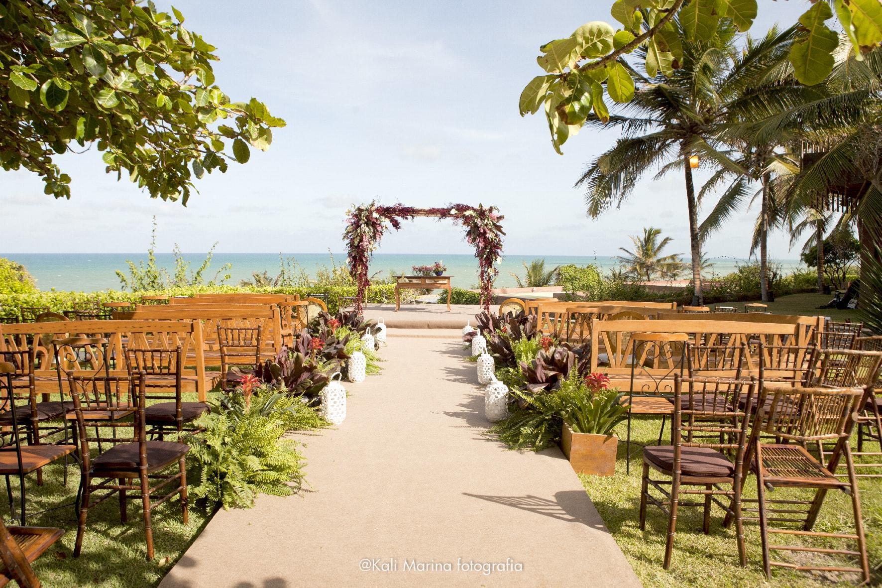 Casamento na Praia do Sagi, RN – Izadora e Gabriel