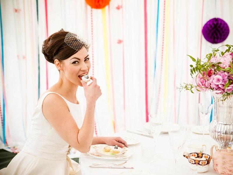 Dicas para a noiva aproveitar as festas de fim de ano sem enfiar o pé na jaca