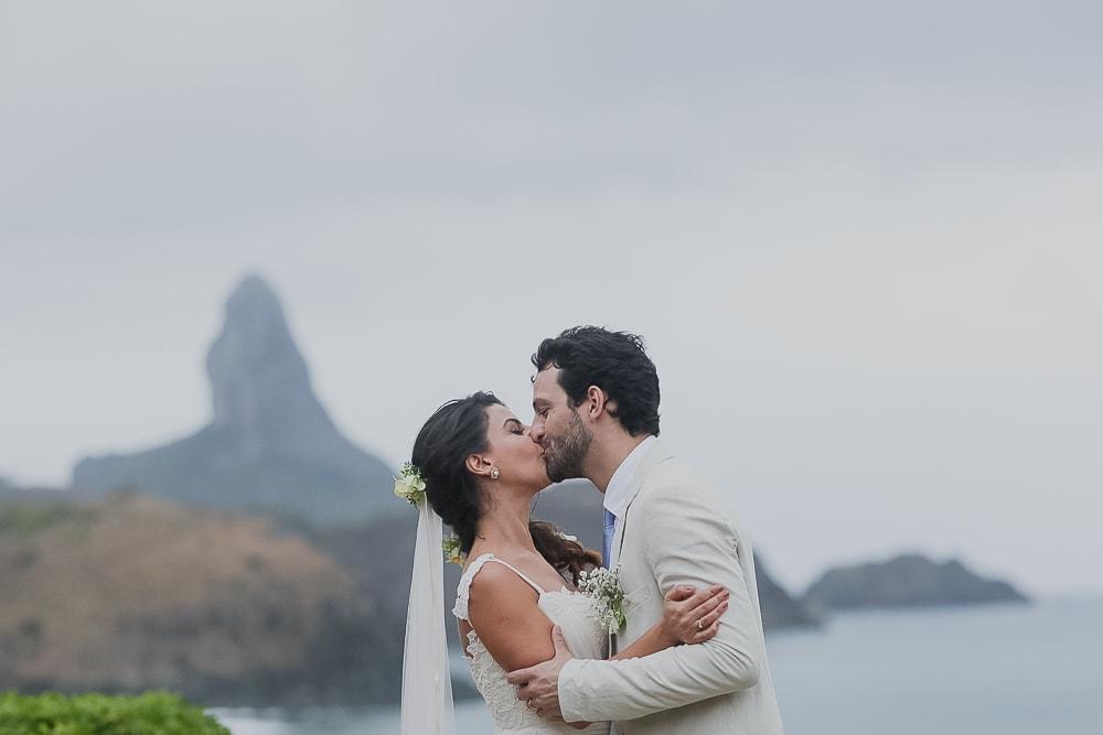 Casamento em Fernando de Noronha: Carol e Gui
