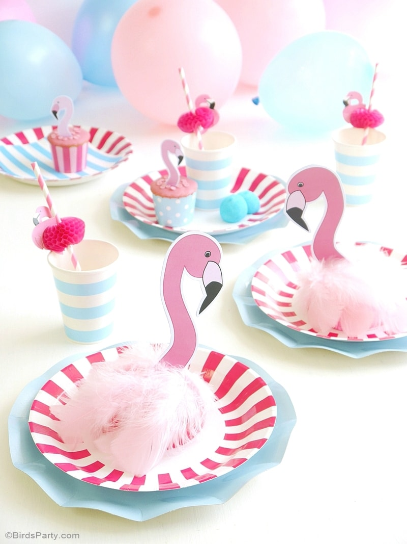 flamingo-birthday-party-table-place-settings-ideas-kids-min