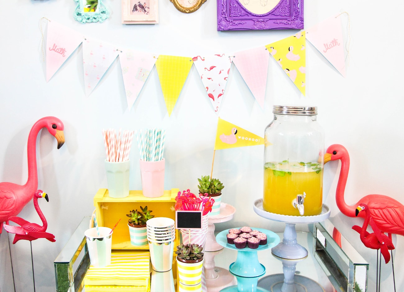 flamingo party aniversario blog do math brasilia 13-min