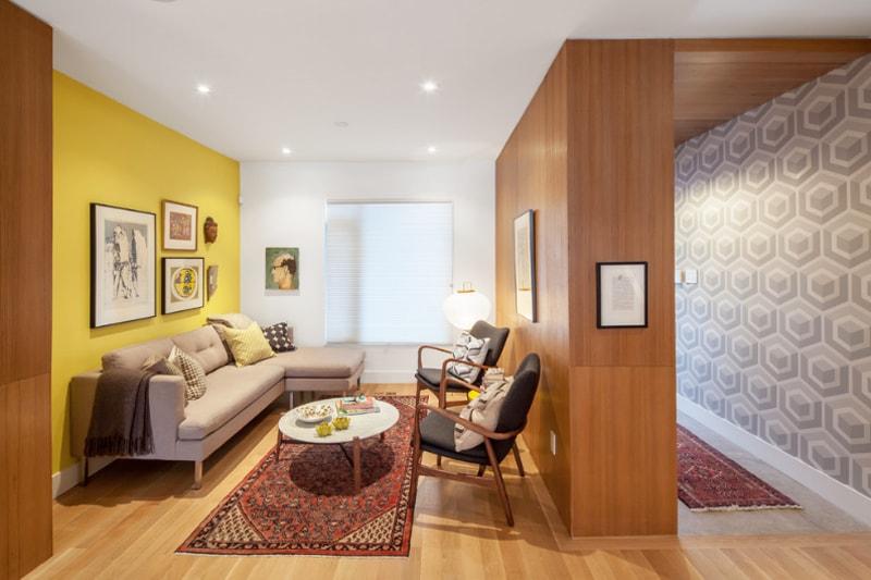 5 dicas para a sua sala parecer maior us52 for Salas de estar pequenas