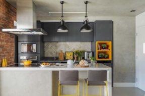 decoração cozinha moderna