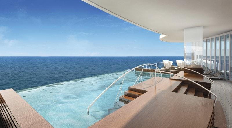 Lua de mel: O navio luxuoso em que a hospedagem chega a custar R$ 180 mil