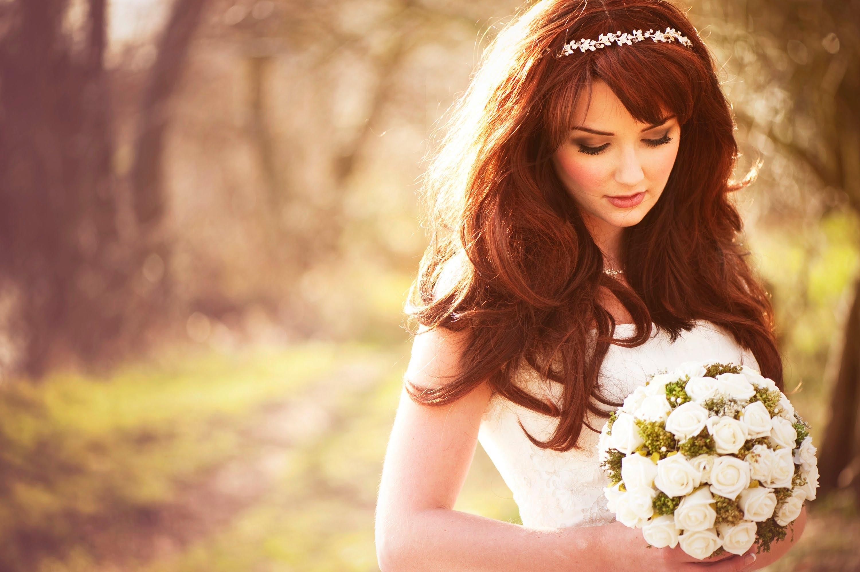 Três alimentos para deixar os cabelos da noiva mais brilhantes para o casamento