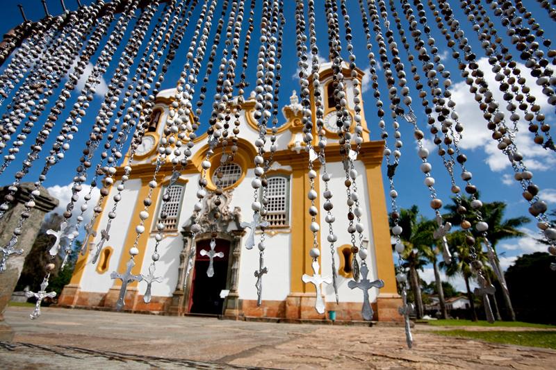 As mais lindas Igrejas de Minas Gerais para se casar
