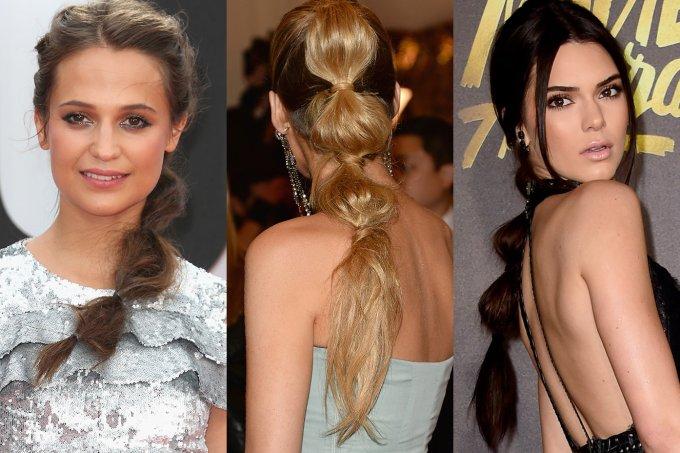 Bubble ponytail: o penteado que as famosas estão adorando usar