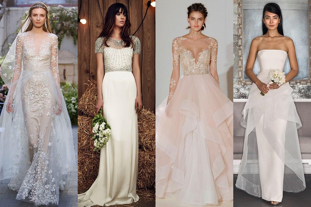 12 vestidos de noiva que fazem sucesso no Pinterest