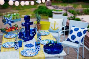 Pizzazzerie.com-Backyard-Nautical-Dinner-Party-7