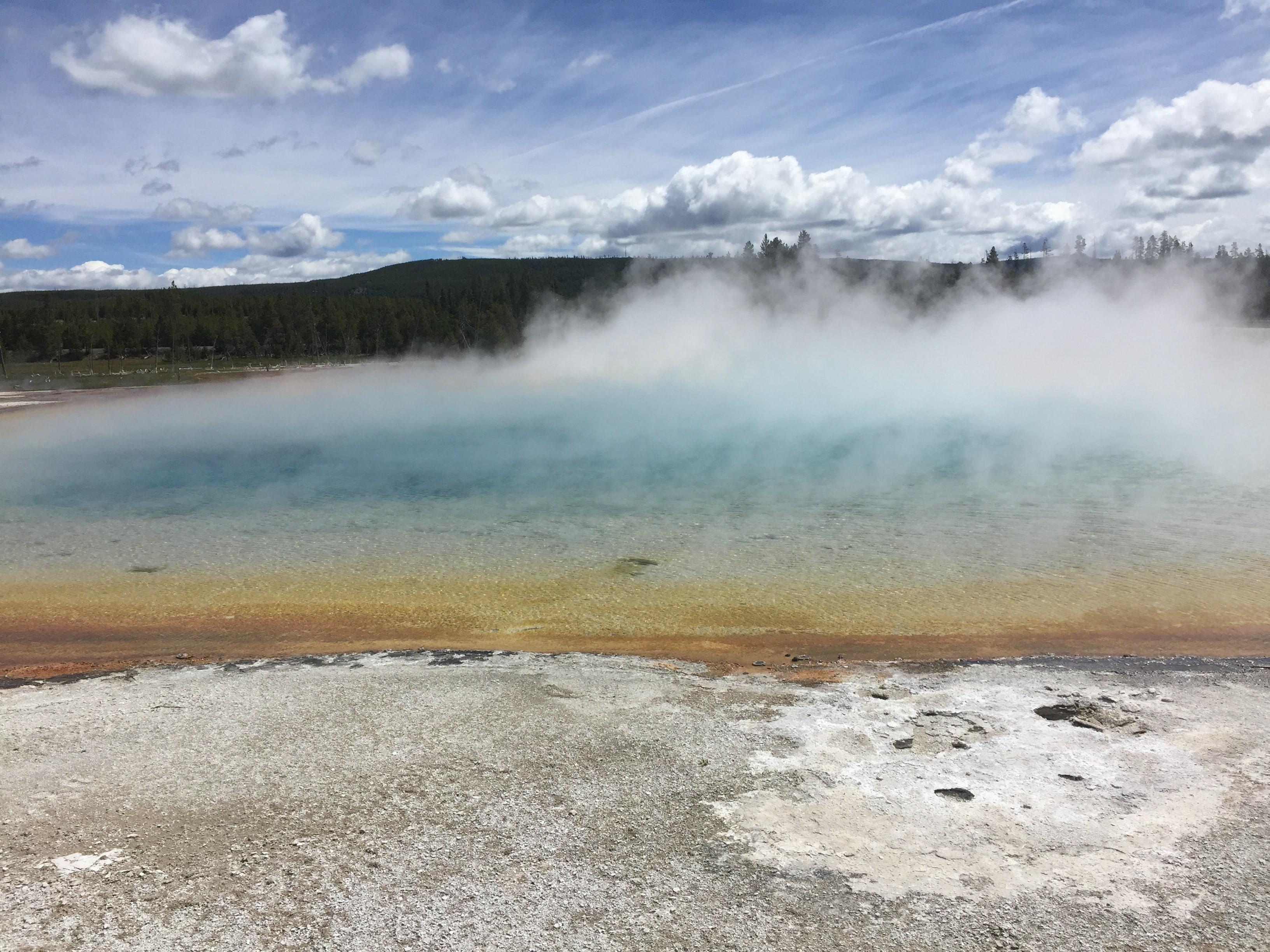 Lua de mel em Yellowstone, Estados Unidos – por Giu Kaufman