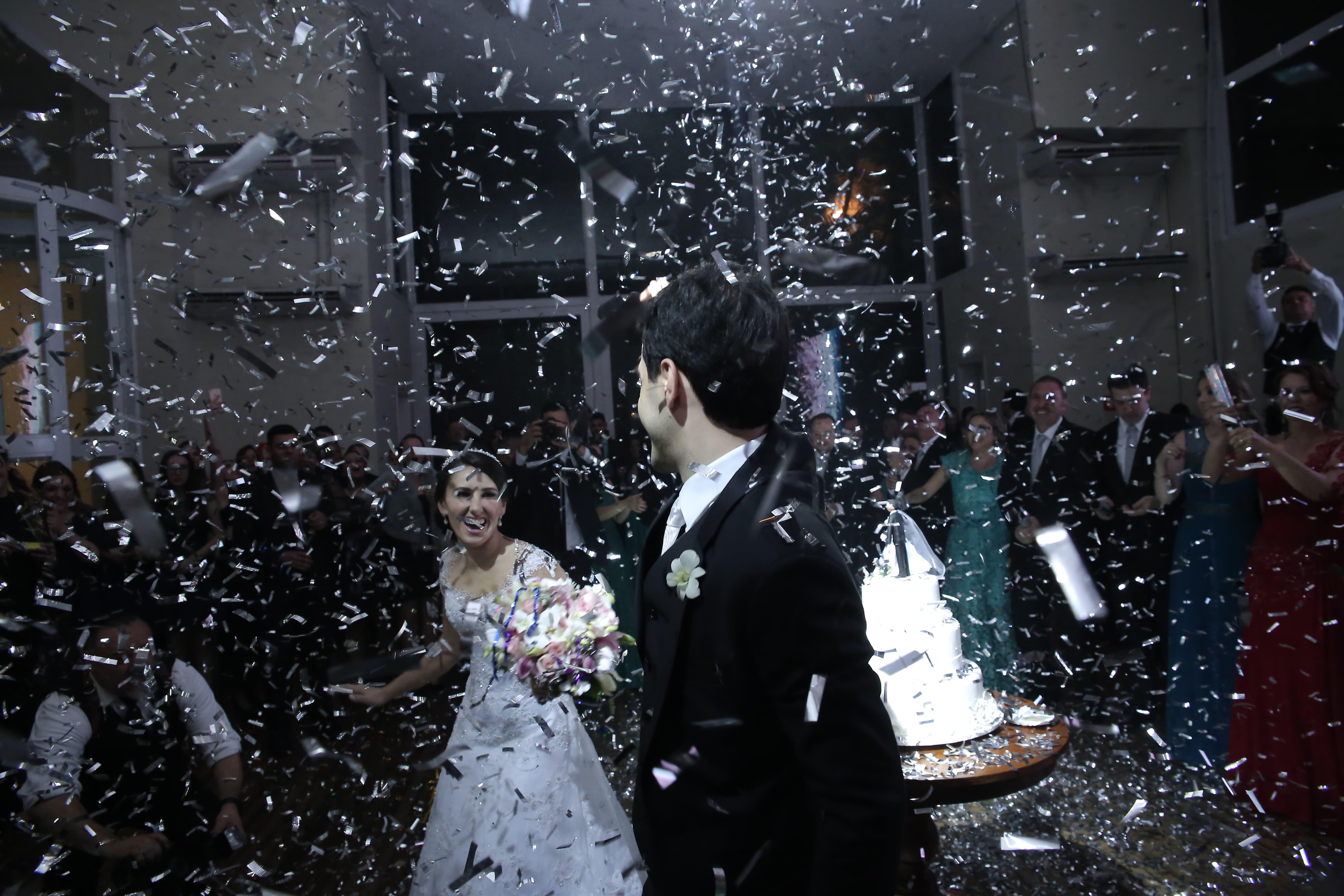 Casamento Patrícia & Rafael