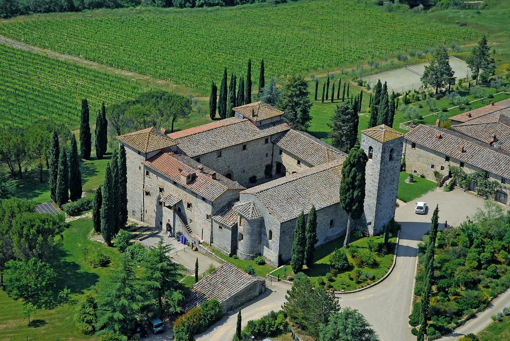 Toscana - Castello di Spaltenna