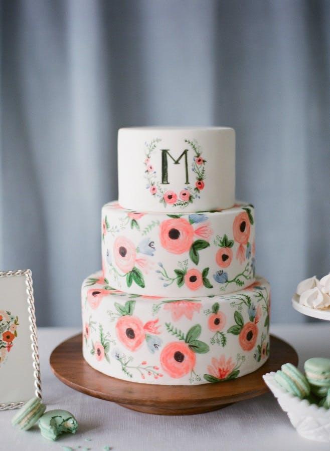monograma-casamento-bolo