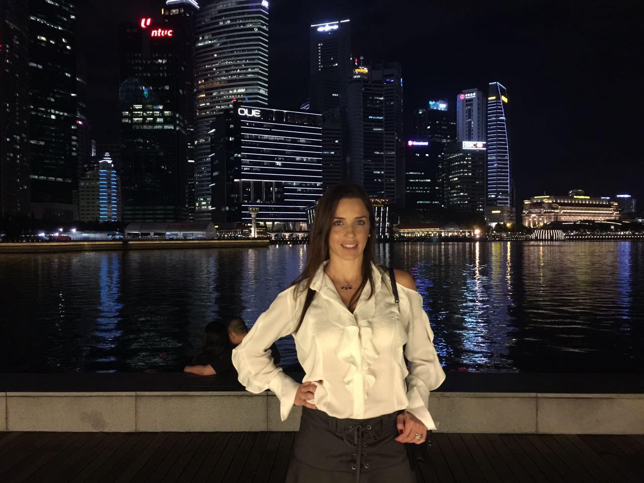 Singapura por Giu Kaufman