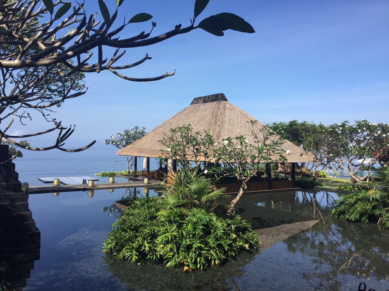 Lua de mel: Bali por Giu Kaufman