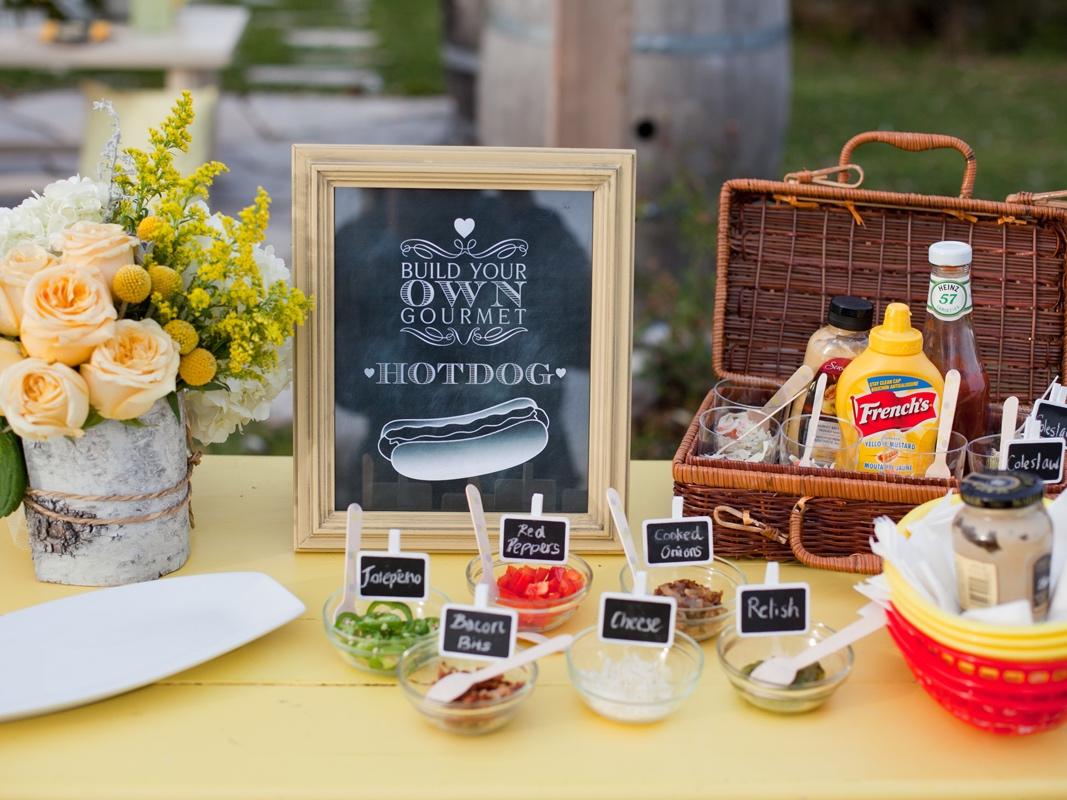Hot Dog no Casamento – por que não?