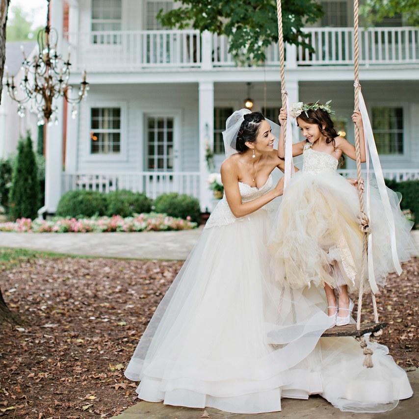 Como usar balanços na decoração e detalhes do casamento