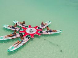 Paddle Board Yoga-2