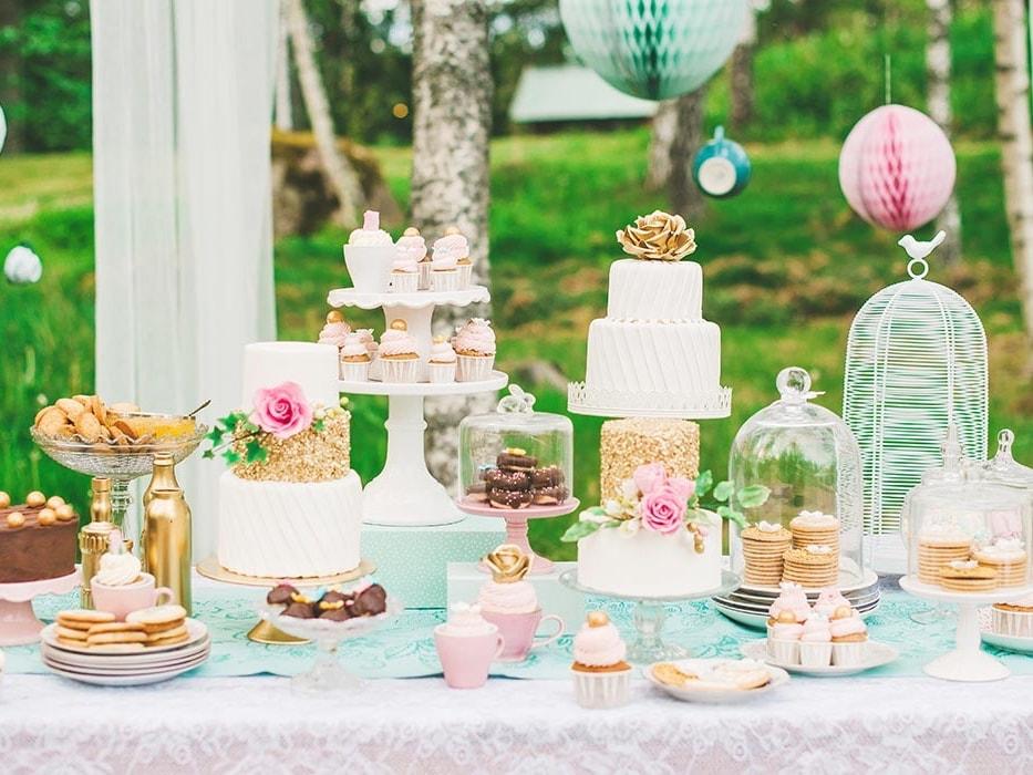 Deixe sua mesa de doces mais divertida e despretensiosa
