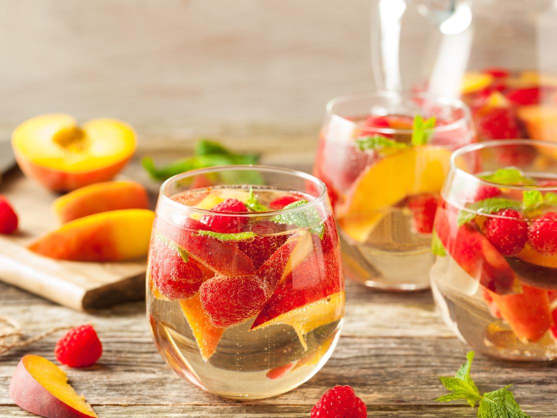 Drinks com frutas para o seu bar