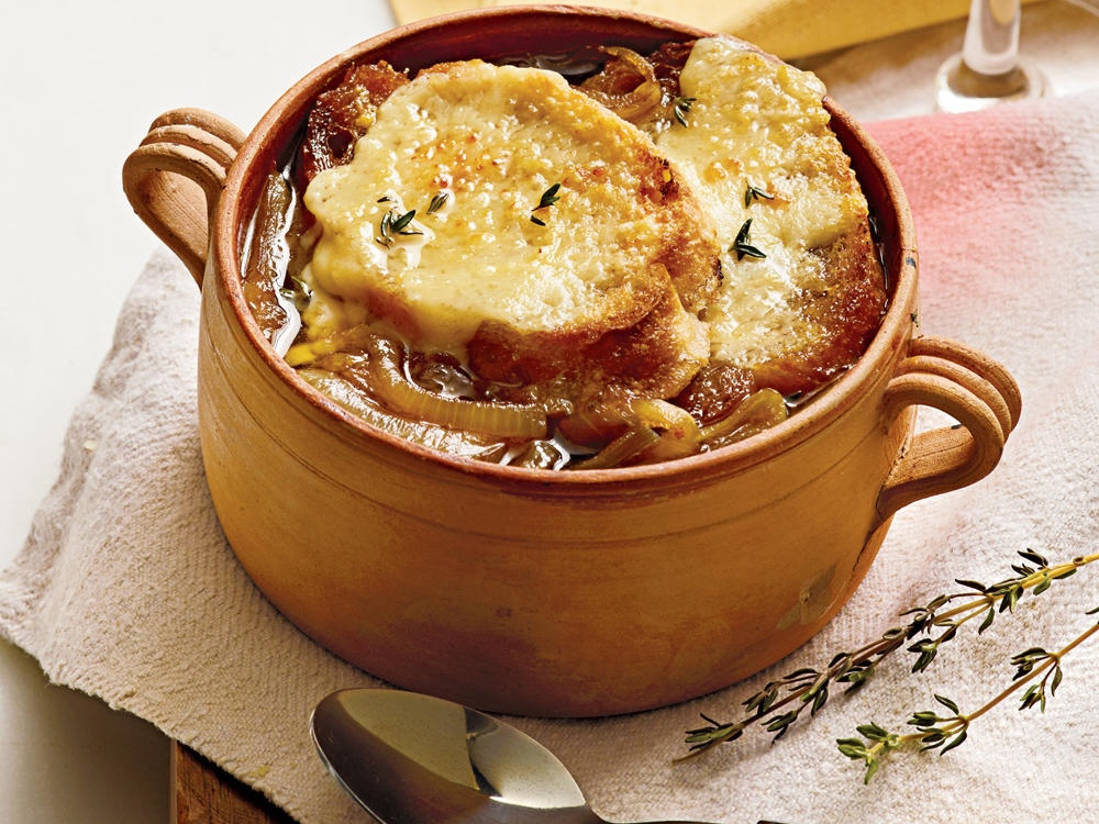 7 sabores de sopas para um casamento com comfort food