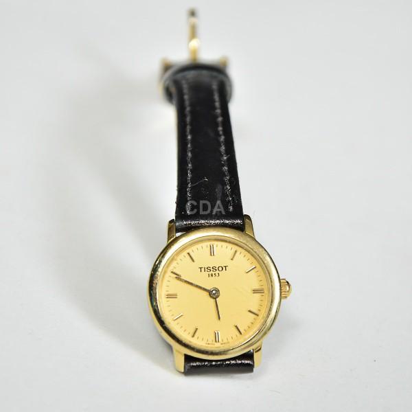 0c1828de176 Relógio suíço feminino de pulso da marca