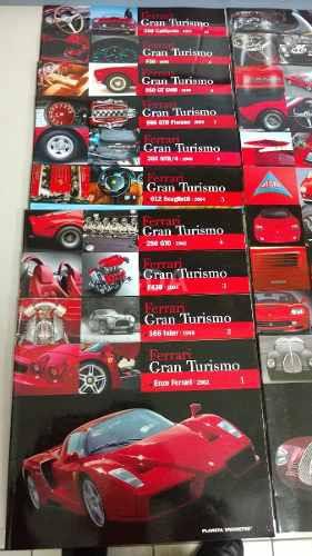 Fasciculos Guias De Montag Ferrari Enzo Planeta Deagostini