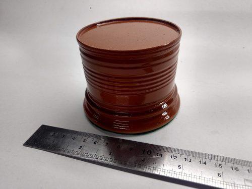 Base De Exposição P/ Diorama Vinheta Figura 8,3cm