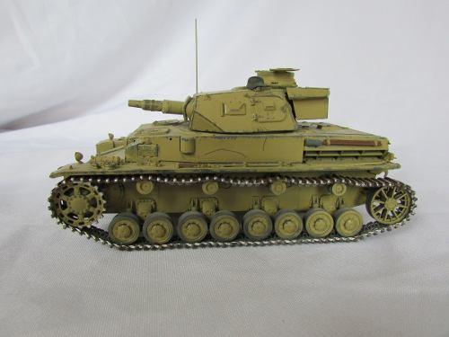 1/35 Tamiya Panzer Kampfwagen Iv Ausf.d - Montado!