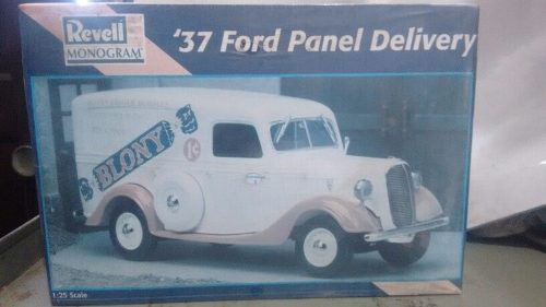 Kit Para Montar Revell Ford 37 Panel Delivery