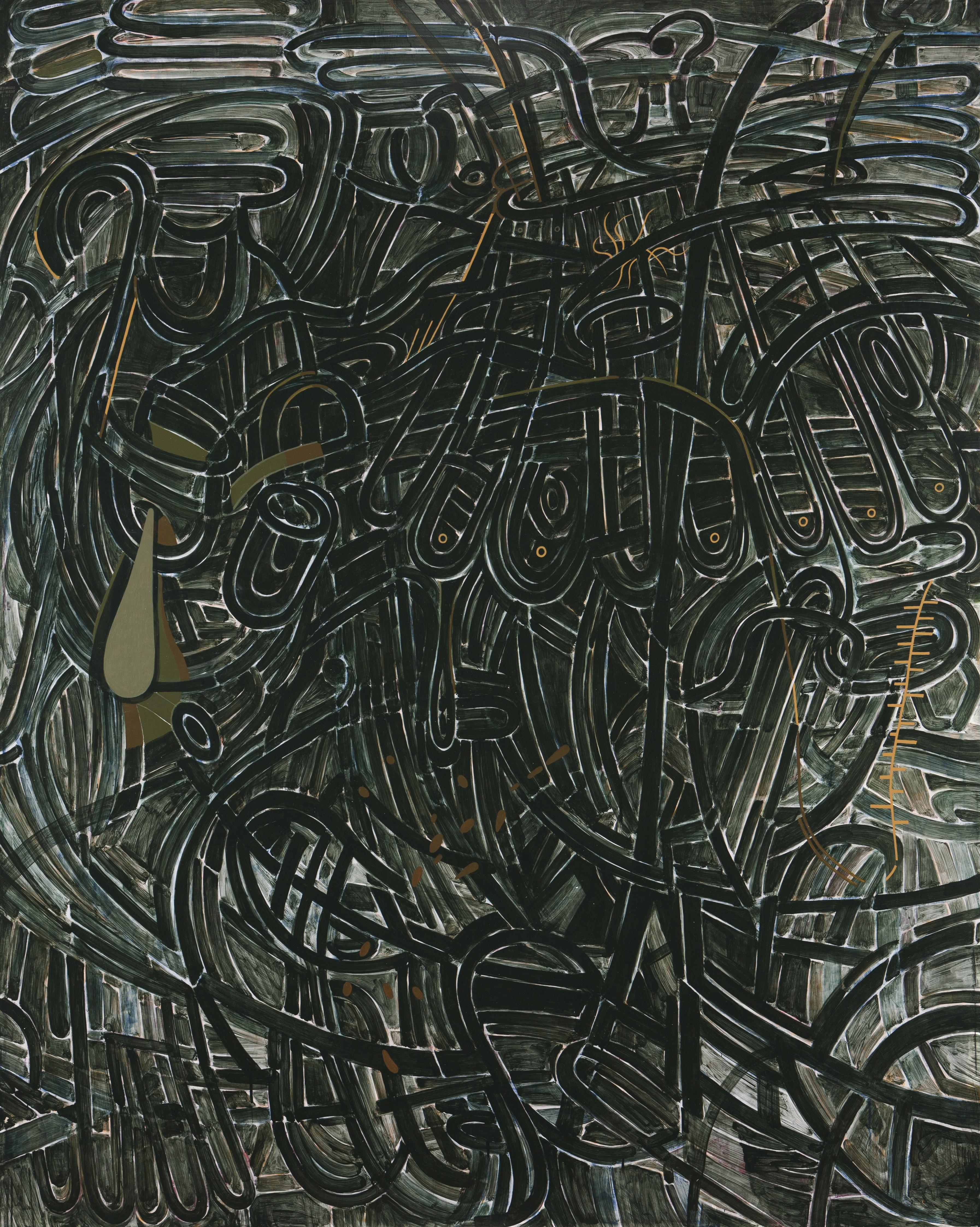 """Suburra 18"", 2001 - Eduardo Batarda (n. 1943)"