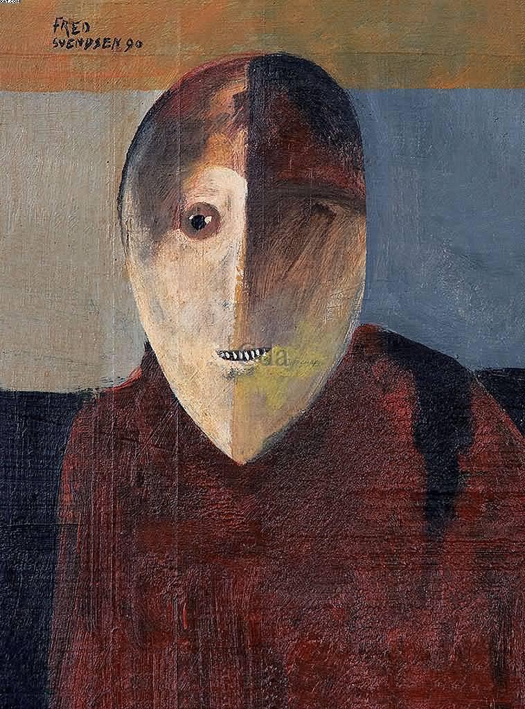 El Mascarado de Plata - Fred Svendsen