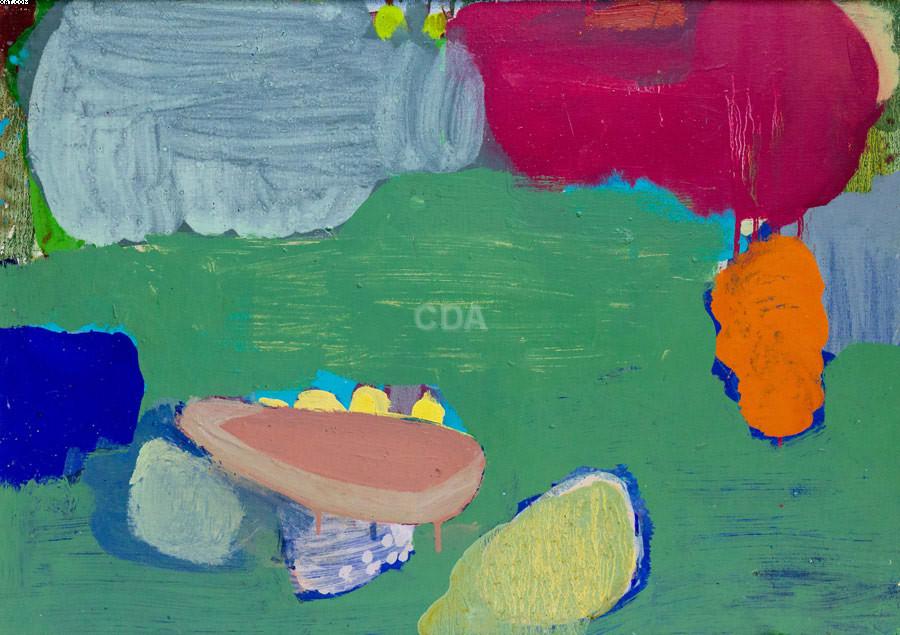 Abstração - Cristina Canale